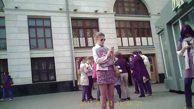 RawAttack- La xxx de lesvianas calientes adolescente Kat Monroe es follada por una gran polla, entrevista