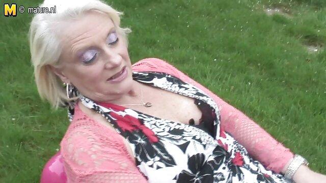 Danza del cabello rosa mamas maduras calientes parte 2