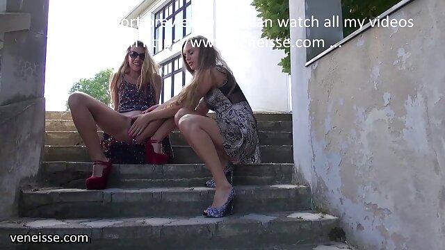 Cfnm voyeur videos de jovenes calientes belleza disfruta sub jerking off